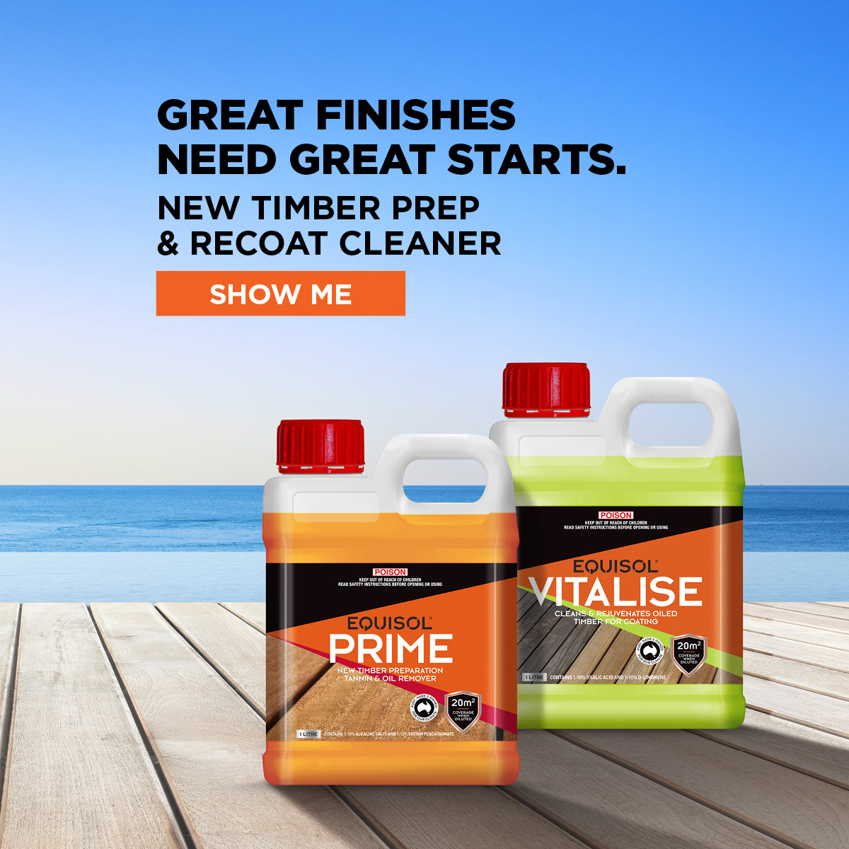 Great finishes need great starts